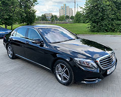 Mercedes w222 s350 4matic
