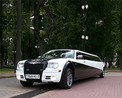 Chrysler 300с Chicago