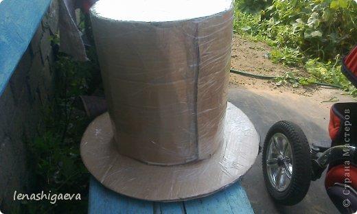 Как сделать своими руками шляпу на свадебную машину
